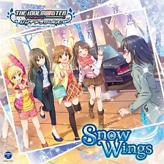 THE IDOLM@STER CINDERELLA GIRLS STARLIGHT MASTER 01 Snow Wings - THE iDOLM@STER