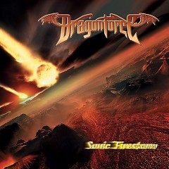 Sonic Firestorm - DragonForce
