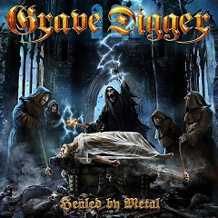 Healed By Metal - Grave Digger
