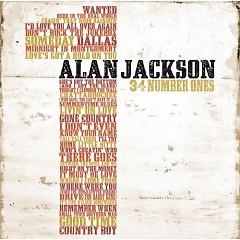 34 Number Ones (CD2) - Alan Jackson