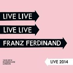 Live 2014 (14.03.2014 Roundhouse, London) - CD1