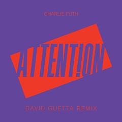 Attention (David Guetta Remix)