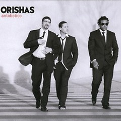 Antidiotico (Limited Edition) (CD1) - Orishas
