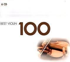 100 Best Violin CD2 - Various Artists
