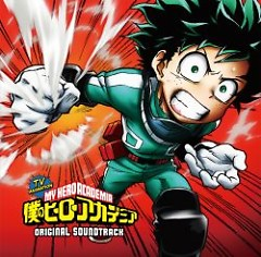 TV ANIMATION MY HERO ACADEMIA ORIGINAL SOUNDTRACK CD1 - Yuki Hayashi