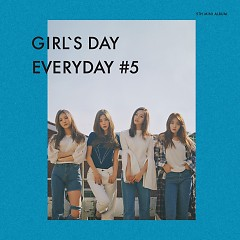 GIRL'S DAY EVERYDAY #5 (Mini Album) - Girl's Day