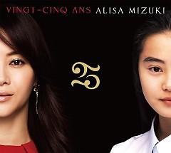 VINGT-CINQ ANS CD3 - Arisa Mizuki