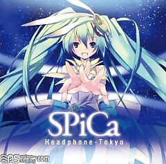 Headphone-Tokyo 1st EP - SPiCa