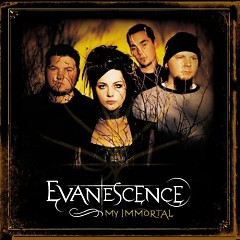 My Immortal - UK Single - Evanescence