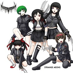 STRANGE AEONS - NECRONOMIDOL