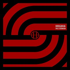 Blessed (2nd Mini Album) - HIGH4