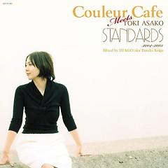 Couleur Café Meets Toki Asako Standards (CD2) - Asako Toki