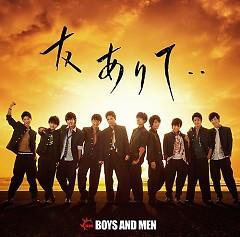 Tomo Arite . . - BOYS AND MEN