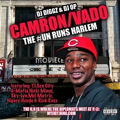 The #UN Runs Harlem (CD1)