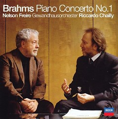 Decca Sound CD 18 - Brahms Piano Concerto No 1 & Schumann Carnaval CD 2 - Riccardo Chailly,Nelson Freire
