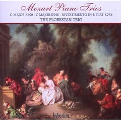 Mozart - Piano Trios - The Trio Florestan