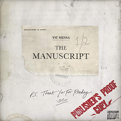 The Manuscript (EP) - Vic Mensa