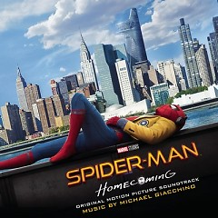 Spider-Man: Homecoming OST - Michael Giacchino