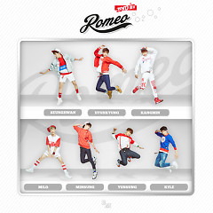 ROMEO 2nd EP ZERO IN
