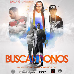 Buscandonos (Remix) (Single) - Young Flow, Arcangel, Jim Jones