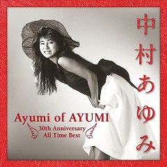 Ayumi of AYUMI -30th Anniversary All Time Best