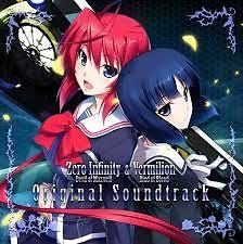 Zero Infinity -Devil of Maxwell- & Vermilion -Bind of Blood- Original Soundtrack CD3 - Yonao Keishi