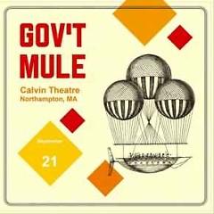 Calvin Theatre Northampton, MA (CD2) - Gov't Mule