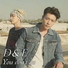 You Don't Go (Single) - D&E (Super Junior)