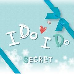 I Do I Do (Japanese) - Secret