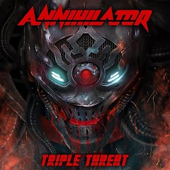 Triple Threat (CD1) - Annihilator