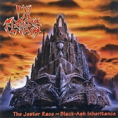 The Jester Race  Black-Ash Inheritance - In Flames