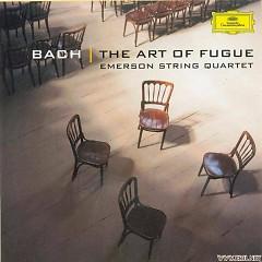 Bach, Die Kunst Der Fuge BWV 1080Fur Streichquartett Disc.2