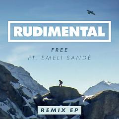Free (Remixes) - EP - Rudimental,Emeli Sandé