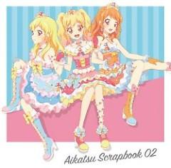 AIKATSU SCRAPBOOK 02