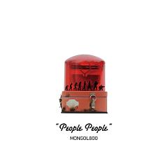 People People - MONGOL800
