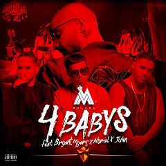Cuatro Babys (Single)