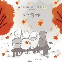 Acoustic Project #2 Sunset -                                  Noel