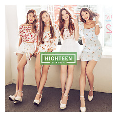 Teen Magic (1st Mini Album) - High Teen