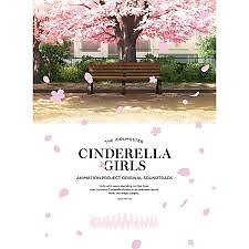 THE IDOLM@STER CINDERELLA GIRLS ANIMATION PROJECT ORIGINAL SOUNDTRACK Bluray Disc Audio CD4 - CINDERELLA PROJECT