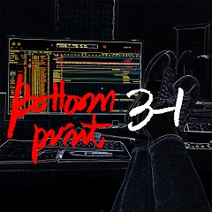 Bottom Print 3-1 (Single) - Bottom Print