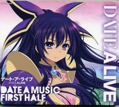 DATE A LIVE - DATE A MUSIC FIRST HALF