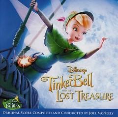 TinkerBell And The Lost Treasure (Score) (P.2)  - Joel McNeely