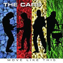 Move Like This (Japan) - The Cars