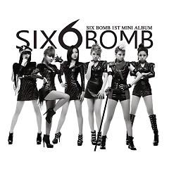 First Mini Album - Six Bomb