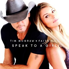 Speak To A Girl (Single)