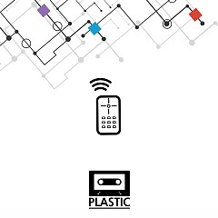 Remote Control (Single) - Plastic