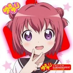 Yuru Yuri no Uta Series♪01 - Watashi, Shuyaku No Akari Akaza Desu