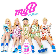 MY OH MY - myB