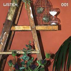 LISTEN 001 Rainbow Bird (Single) - Hareem