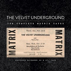 The Complete Matrix Tapes (CD3) - The Velvet Underground